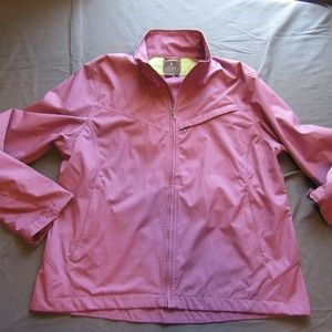 Womens Purple Royal Robbins Windbreaker Jacket XL